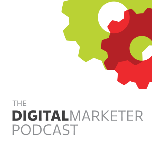 Cover image of The DigitalMarketer Podcast
