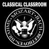 Classical Classroom artwork