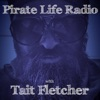 Pirate Life Radio with Tait Fletcher artwork