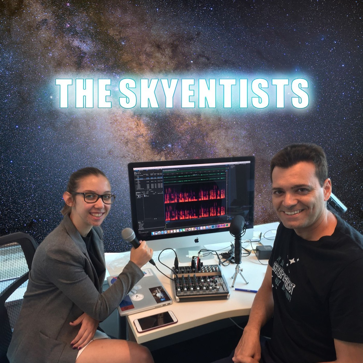 The Skyentists