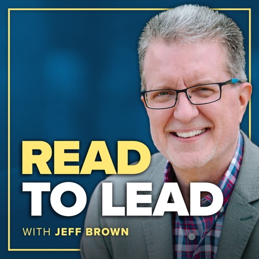Cover image of Read to Lead Podcast