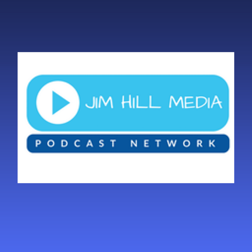 Cover image of The Jim Hill Media Podcast Network