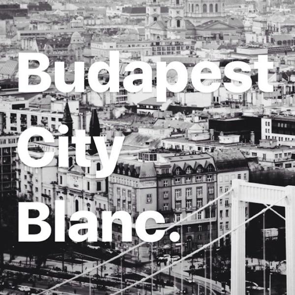 Budapest City Blanc