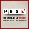 Porn, Betrayal, Sex and the Experts — PBSE artwork