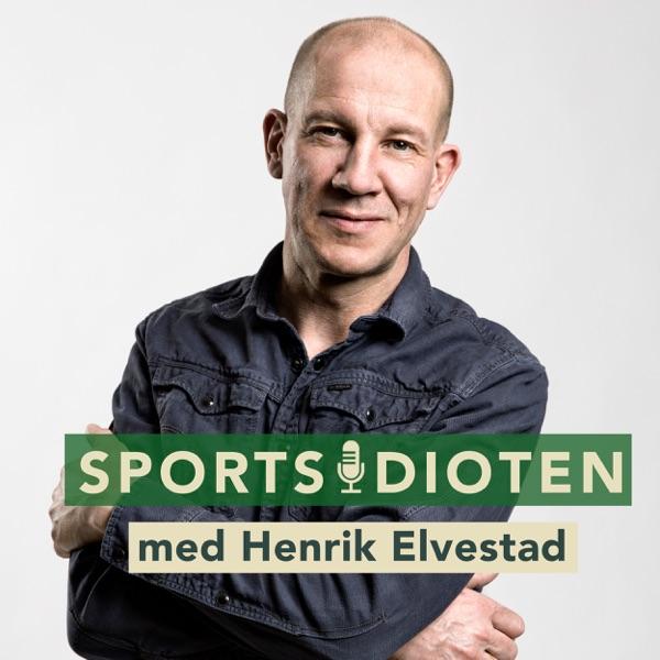 Sportsidioten med Henrik Elvestad