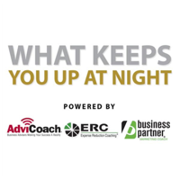 What Keeps You Up At Night podcast