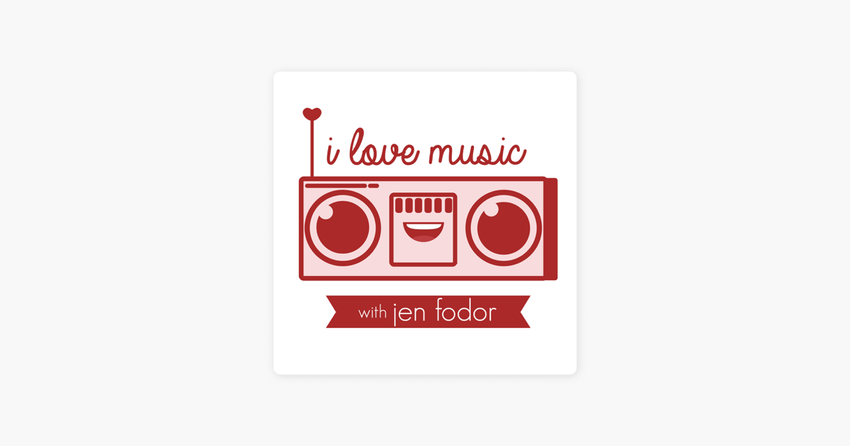 I Love Music Podcast with Jen Fodor: Ep 43 || Jamie Drake on