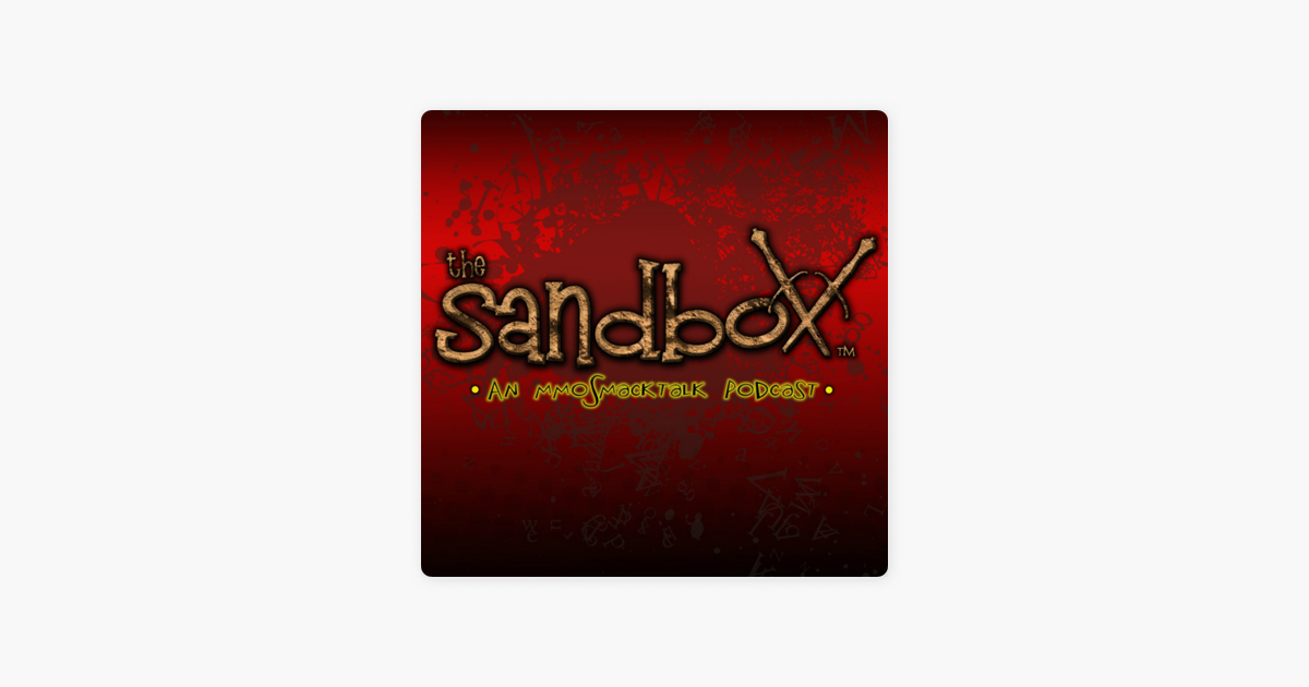 The Sandbox Podcast on Apple Podcasts