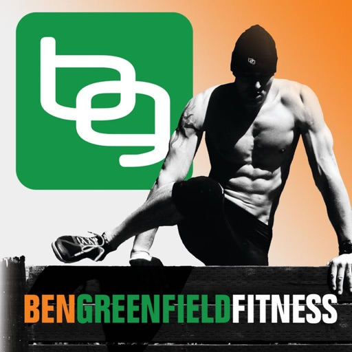 Cover image of Ben Greenfield Fitness