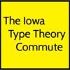 Iowa Type Theory Commute artwork