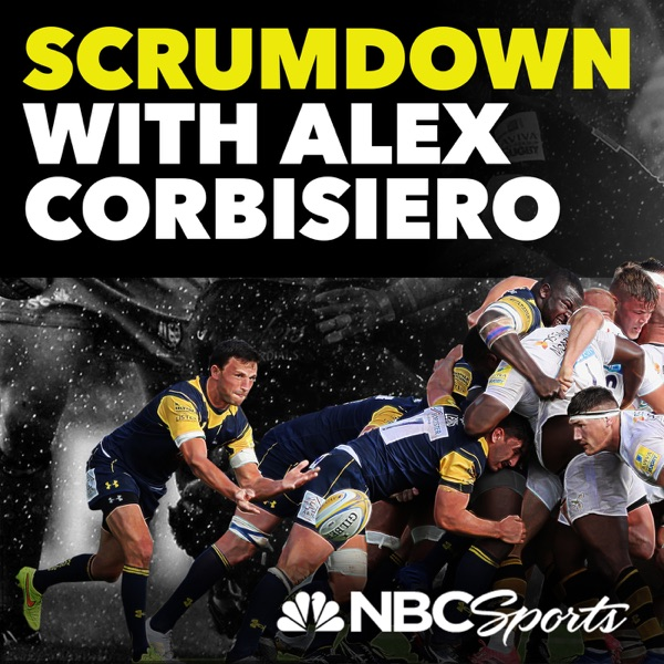 The Scrum Down with Alex Corbisiero