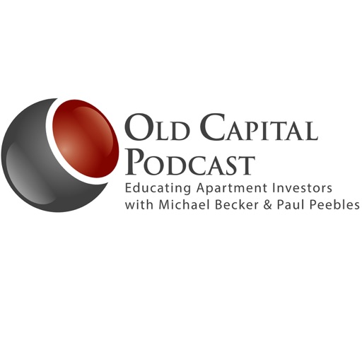 Cover image of Old Capital Real Estate Investing Podcast with Michael Becker & Paul Peebles