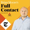 Brian Moore's Full Contact Rugby artwork