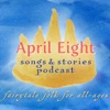 April Eight Songs & Stories artwork