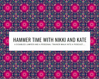 Hammer Time with Nikki and Kate podcast