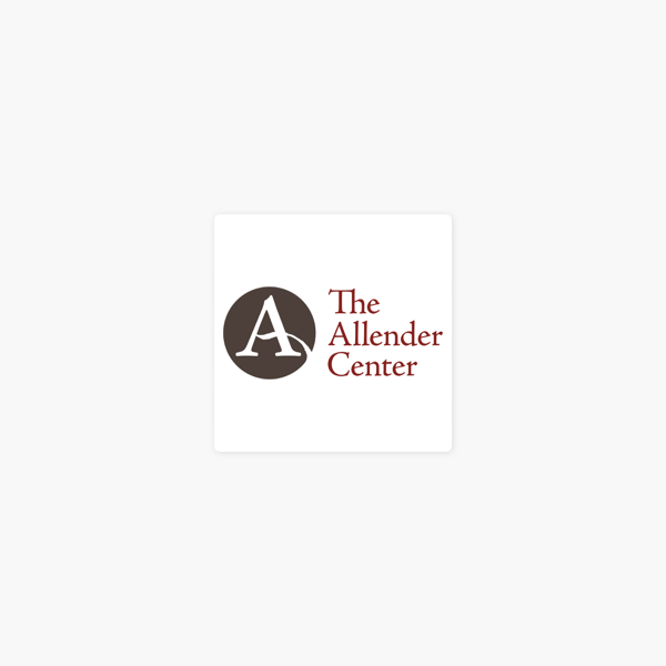 The Allender Center Podcast on Apple Podcasts