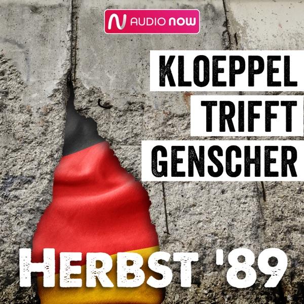 HERBST 89 - Kloeppel trifft Genscher
