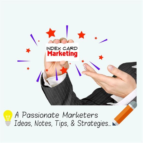 Index Card Marketing