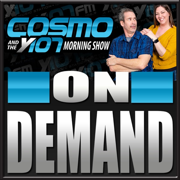 Cosmo and the Y107 Morning Show