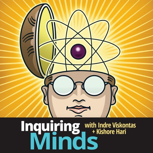 Cover image of Inquiring Minds