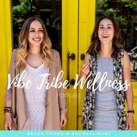 Image result for vibe tribe wellness podcast