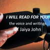 I Will Read for You: The Voice and Writings of Jaiya John artwork
