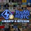 You, Me, and BTC: Liberty & Bitcoin artwork
