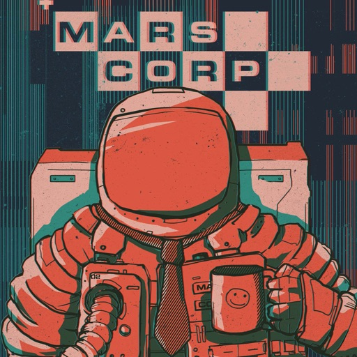 Cover image of MarsCorp