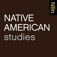Podcast cover art for New Books in Native American Studies