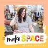MAKE SPACE with Cara Newhart // Home Design + DIY artwork