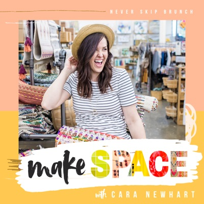 MAKE SPACE — A Home Design Show with Cara Newhart:Cara Newhart