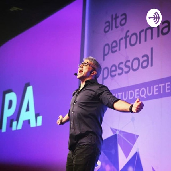 Podcast #AtitudeQueTeMove com Paulo Alvarenga (P.A.)