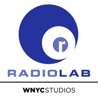 Podcast cover art of Radiolab