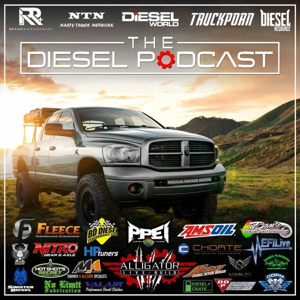 First Compound Turbo Titan Cummins – The Diesel Podcast