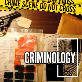 Criminology on Apple Podcasts