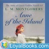 Anne of the Island by Lucy Maud Montgomery artwork