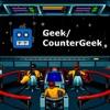 Geek/CounterGeek on Radio Misfits artwork
