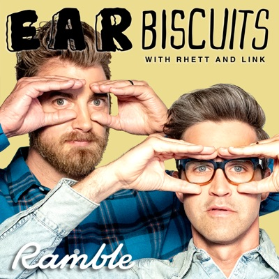 208: Why Is Rhett Growing Out His Hair and Beard? | Ear Biscuits Ep. 208