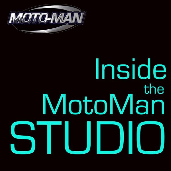 Inside the MotoMan Studio