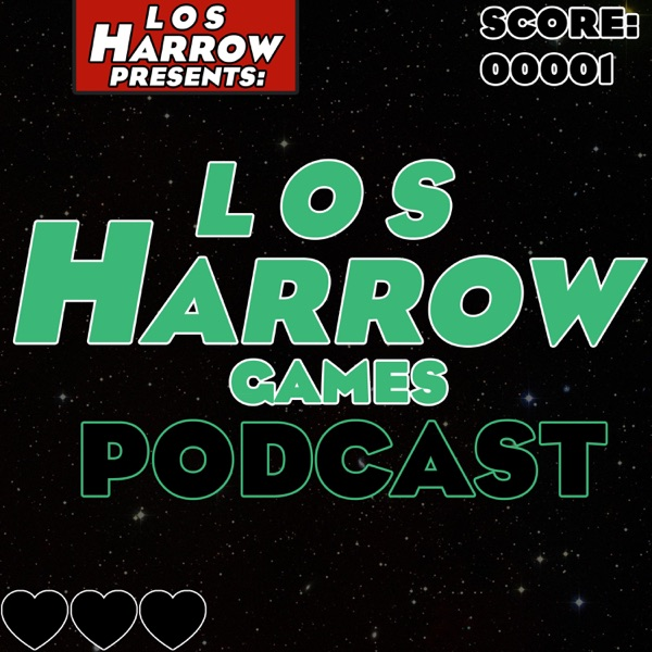 Los Harrow Games Podcast   Himalaya