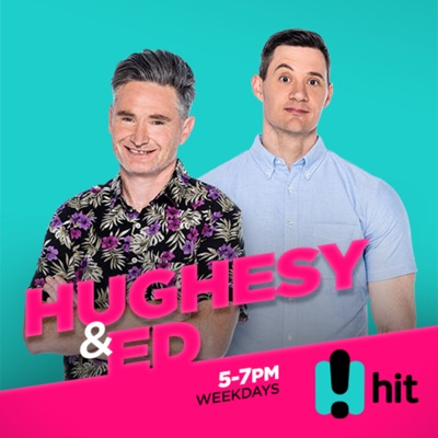 Hughesy & Ed Catchup - Hit Network - Dave Hughes and Ed Kavalee:Hit Network