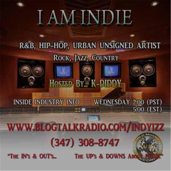 I Am Indi With Your Host Lamont Patterson