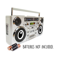 AA: Batteries Not Included podcast