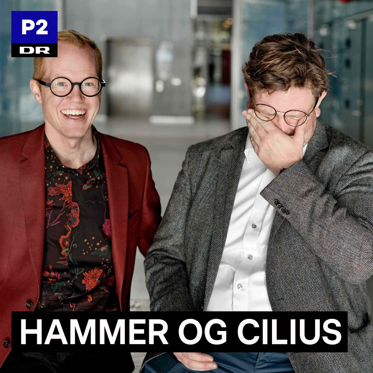 Hammer og Cilius - Beethoven rocks - podcast
