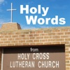 Holy Words from Holy Cross artwork