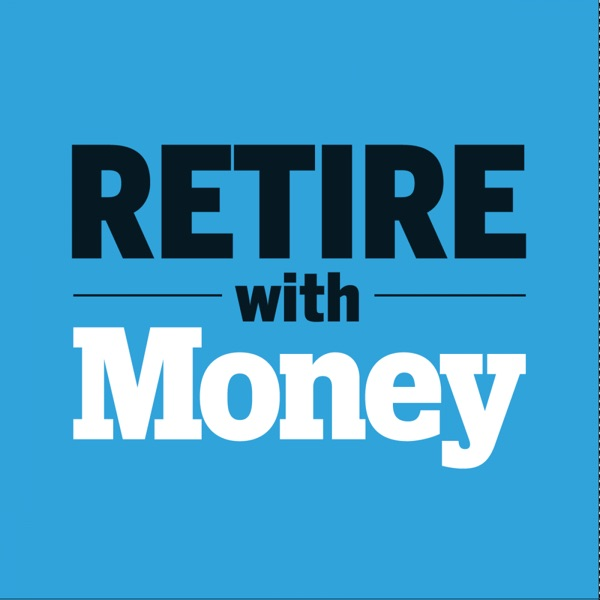 Retire with MONEY banner backdrop