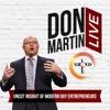 Grynd Lyfe with Don Martin Live artwork