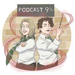 Podcast Nine and Three-Quarters
