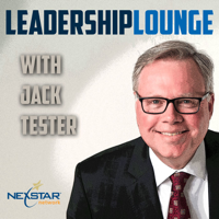 Leadership Lounge with Jack Tester podcast