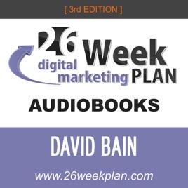 26-Week Digital Marketing Plan on Apple Podcasts